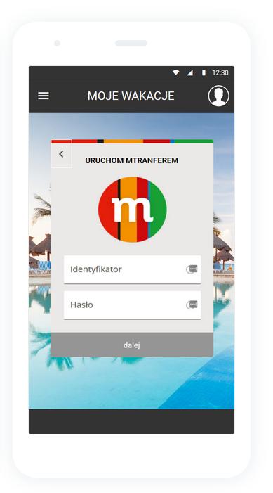 moje wakacje aplikacja mbank