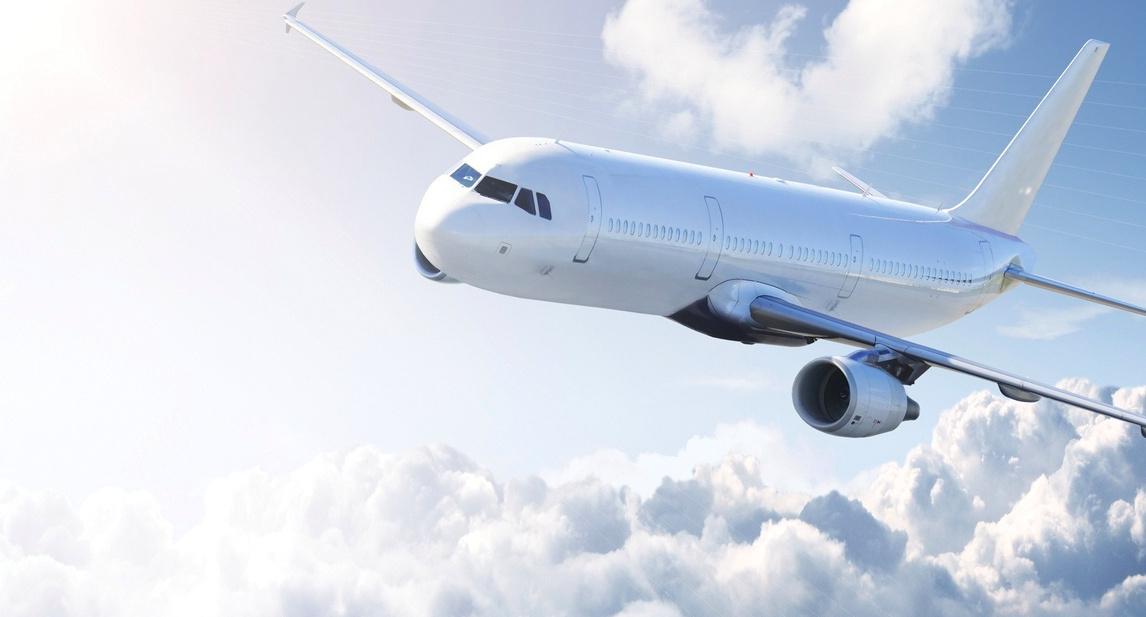 szalona środa samolot niebo