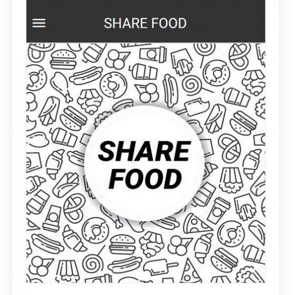 aplikacja sharefood